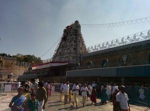 Economical Pilgrimage to Tirupati