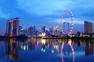 Journey to the Lion City: Singapore