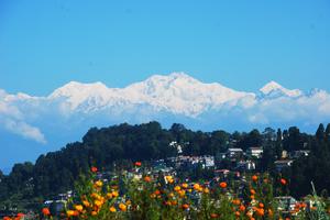 "Mingling with the Queen of the Hills ""Darjeeling"""