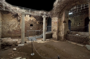 Unveiling Layers of Rome: The Crypta Balbi Project