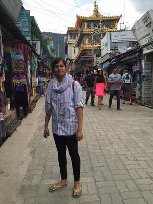 Prarthana Sampath Travel Blogger