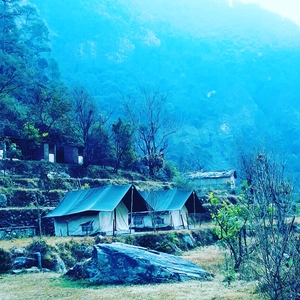 A solo venture to Kuflon, Uttarkashi