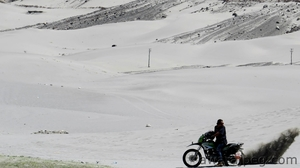 Motorcycling in & around Ladakh