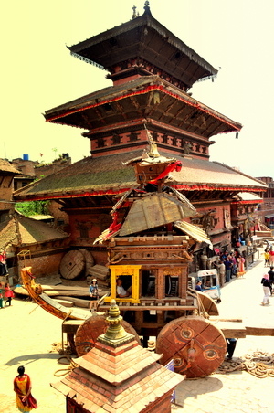 Of Kings;Queens and Kingdoms-Kathmandu