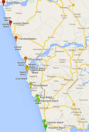 Drive to Goa -  Home away from Home