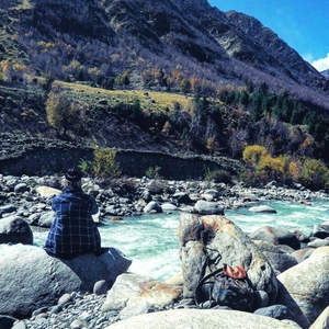 Chitkul : A Peaceful Hamlet