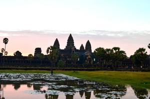 Exploring Angkor Wat - a once in a lifetime experience