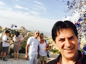 a private tour with cappadocialocaltours