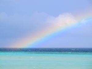 Maldives: Rains In Paradise