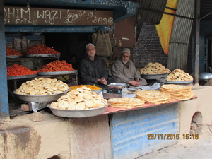 The Bakery Culture of Kashmir