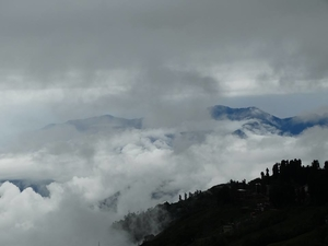 Soul in disguise at North East Himalayas