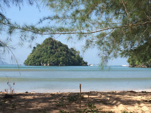 Plan an all-girls getaway to Krabi