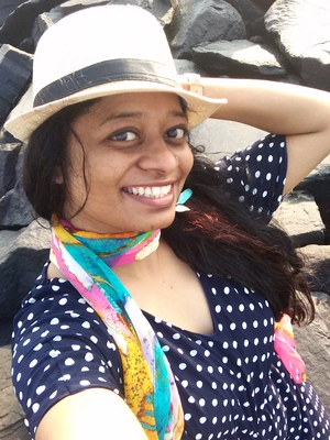 Aditi Patne Travel Blogger