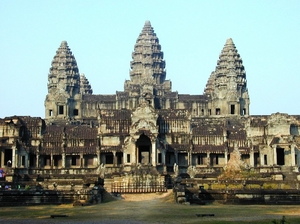 Group Tour of Angkor, Cambodia
