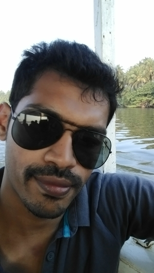 Sujith CB Travel Blogger