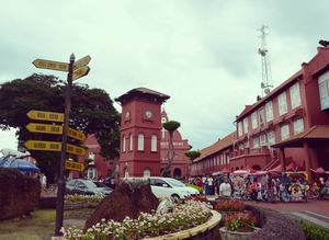 Backpackers guide to Malacca - A World UNESCO heritage CITY