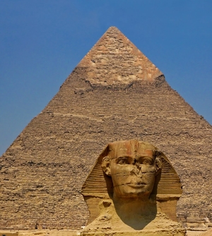 The Pyramids of Giza: Guided Day Tour