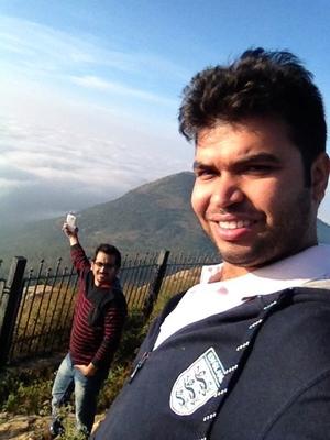 Vaibhav Dewan Travel Blogger