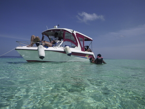 Oh yeah! Maldives CAN BE a family destination