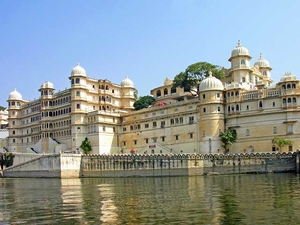 """Venice Of The East"": Udaipur"