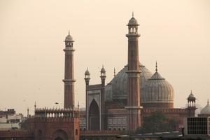 Old Delhi, but Gold Delhi!