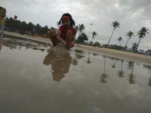 Goa in monsoon.