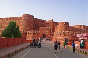 The Underrated Marvel: Agra Fort