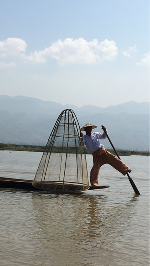 A Getaway To Myanmar