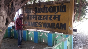 Budgeted Trip To Rameshwaram & Dhanushkodi (Srilanka is 18kms away from here) Tamilnadu