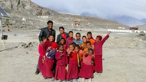 Destinations Undefined : Route 1: Traveled like never before Incredible Ladakh
