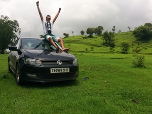Chennai-Leh-Chennai, VW Polo by two best friends!