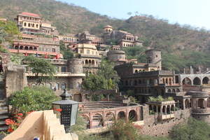 Of Royal Stay and Hay Day at Neemrana Fort Palace, Alwar