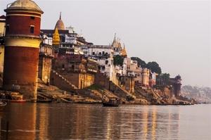Varanasi- Benaras- Kashi