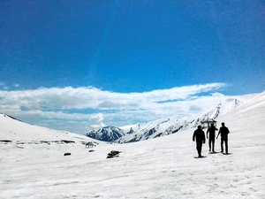 Exploring The Mountains - Mughal Road