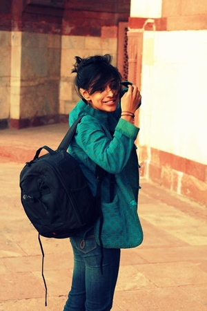Arundhati Sridhar Travel Blogger