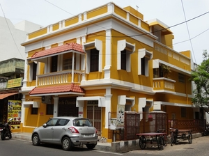 Pondicherry: A Mini France in India