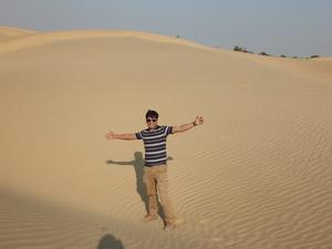 A Trip to Desert, Jaisalmer Desert Festival