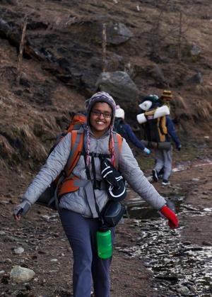 Vaishnavi Rathore Travel Blogger