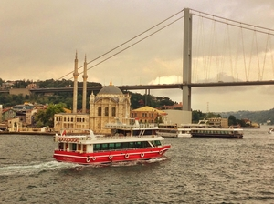 Walking & Cruising in Istanbul: A Guided Day Tour