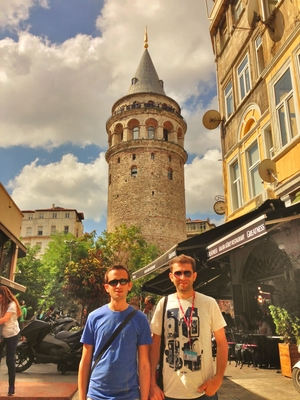 Erol Utgun Travel Blogger
