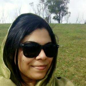 mehareen kp Travel Blogger