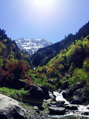 Kasol: Backpackers paradise