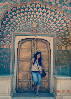 Garbyal Sangeeta Travel Blogger