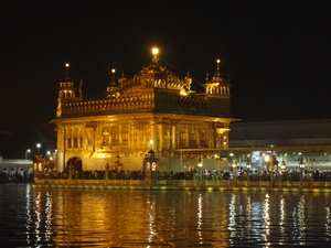 Golden Temple ... Golden moments..