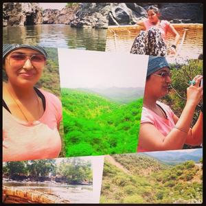 Poonam Dwivedi Travel Blogger