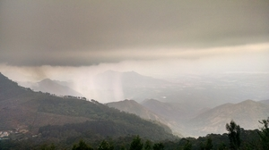 Travel within the clouds : Kodaikanal