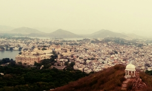 Udaipur- Where lakes and royalty meet!