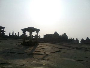 Backpacking to Hampi