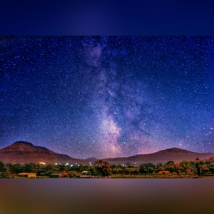 Starry night: Heaven (Sky Full Of Stars)