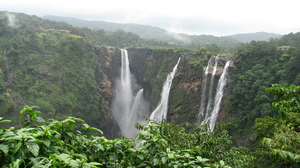 Shimoga: The Mighty Jog Falls
